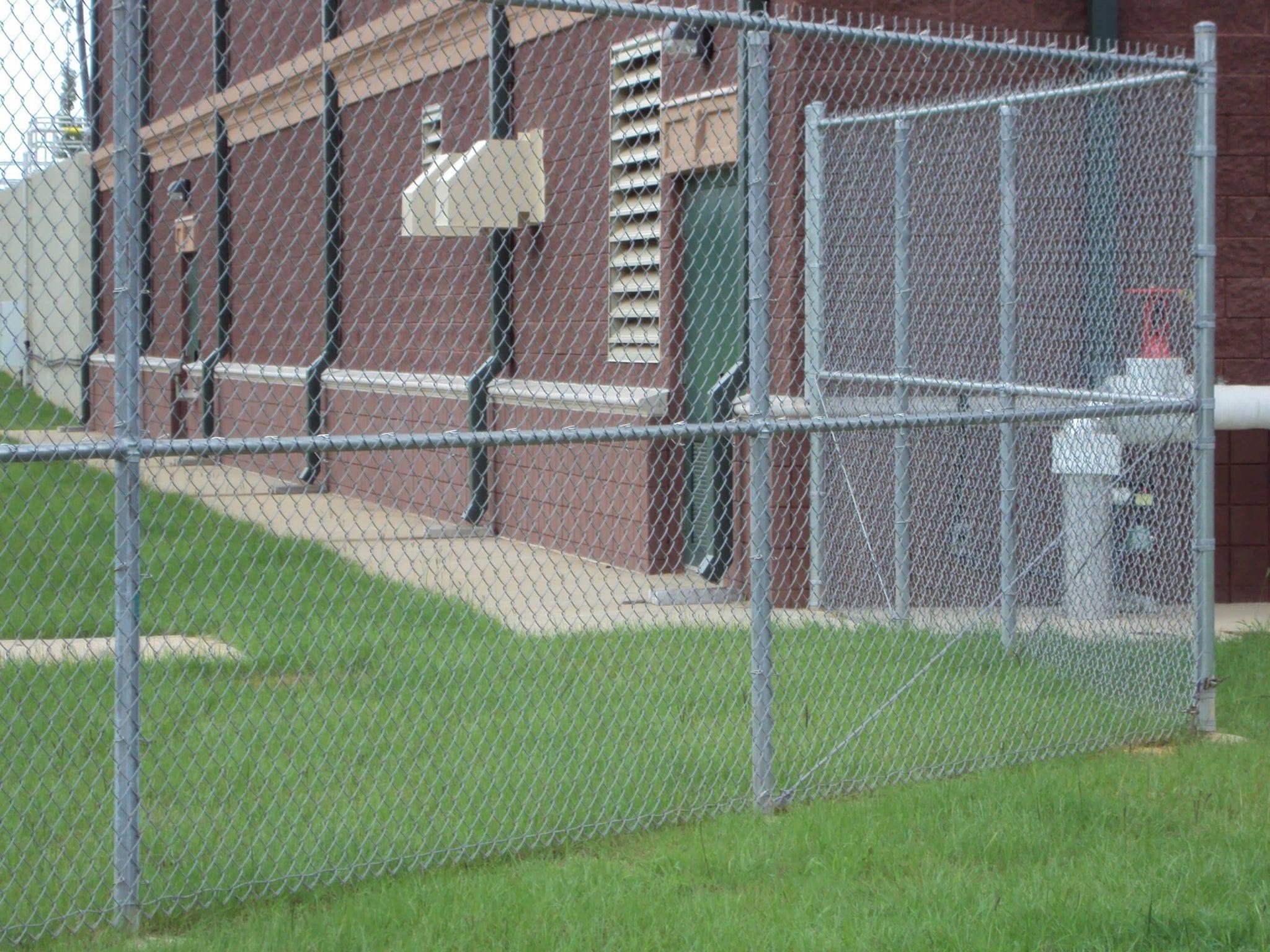 Chain Link Fencing Birmingham Al Fence Installation