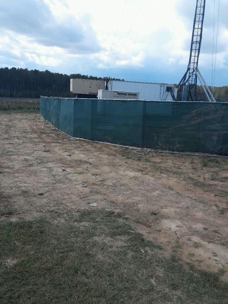 commercial temporary fence in birmingham al