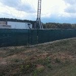 Commercial Temporary Fence in Birmingham, AL