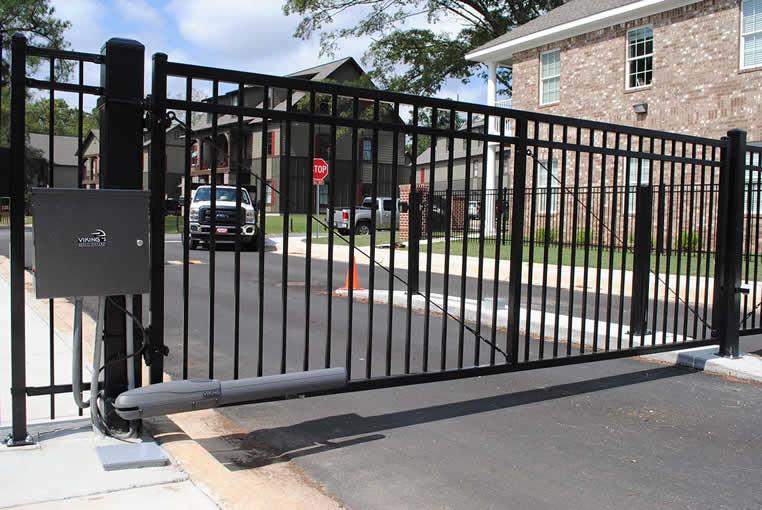 Automated Gate Operators Birmingham Al Fence Supply Store