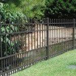 Commercial Ornamental Fence in Birmingham, AL