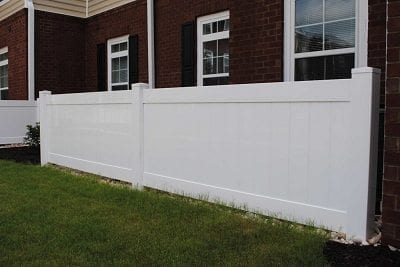 PVC Fencing Services