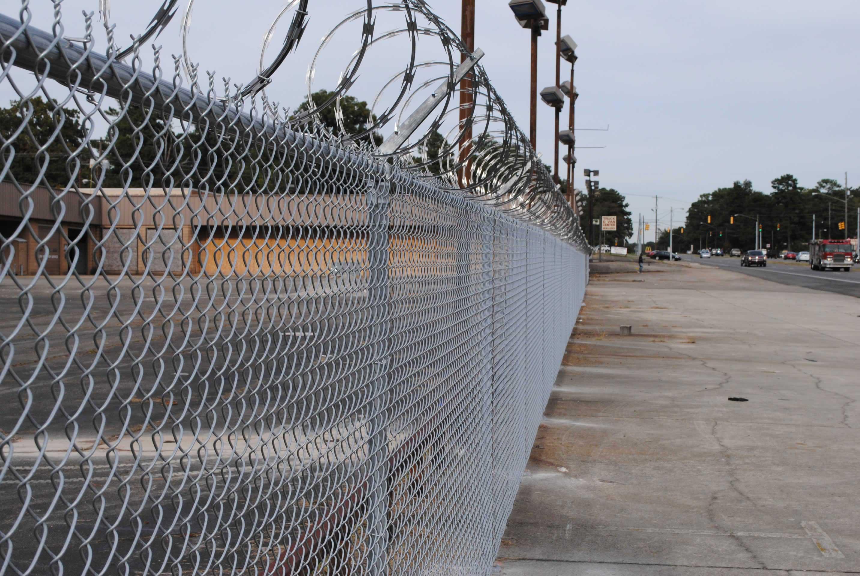 Chain Link Fencing Birmingham AL | Fence Installation