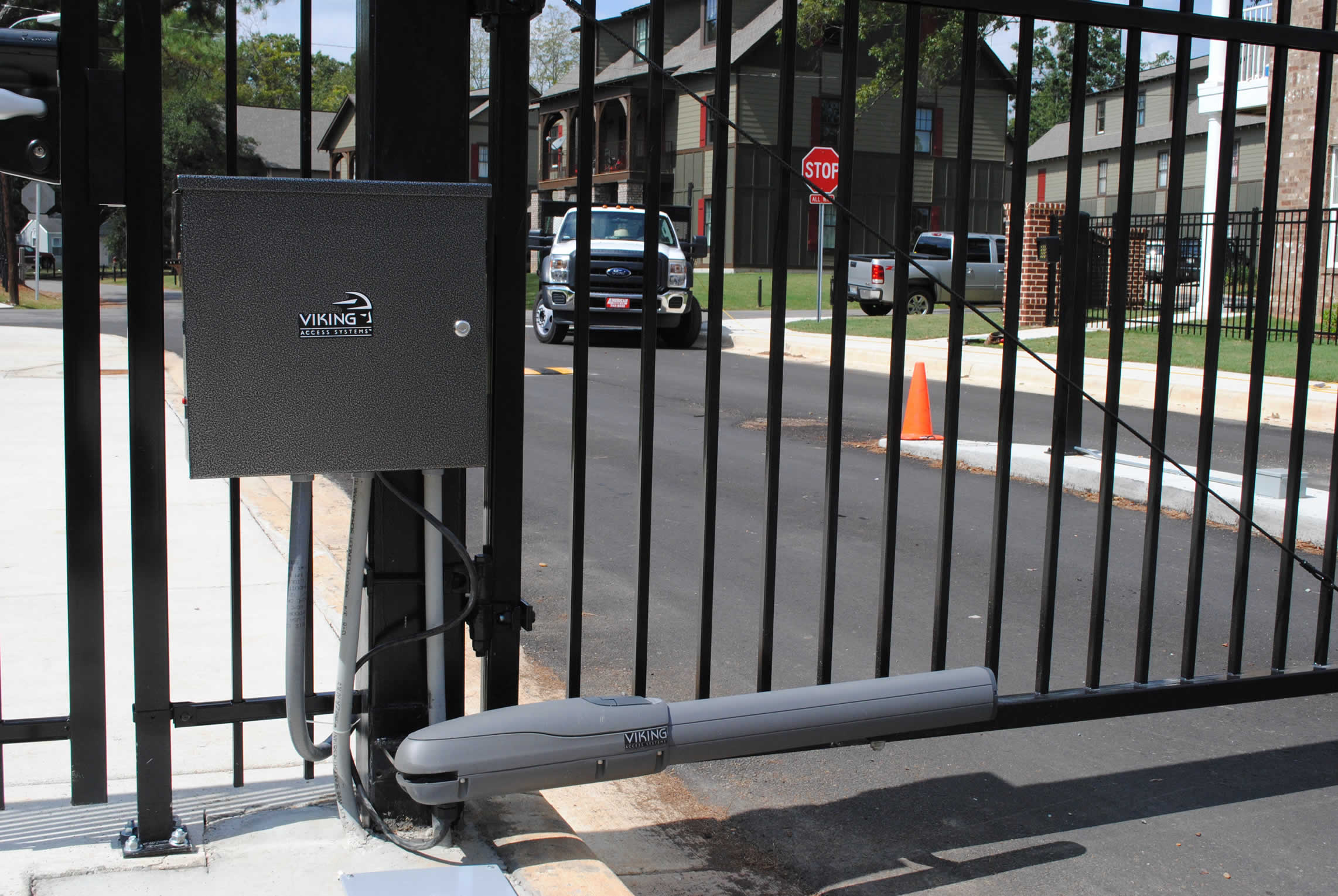 Electric Gate Openers Birmingham Al Fence Supply Store