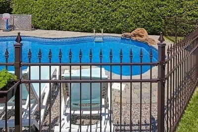 pool fence in birmingham al - Pool Fence Installation